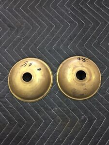 Ford Model T Brass Light Parts
