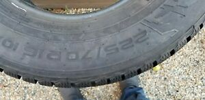 Snow Tires Nokian Like New Set Of 4