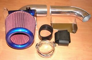 1989 1993 Ford Mustang Cold Air Intake Kit Gt Lx Cobra 5 0 87 88 89 90 91 92 93