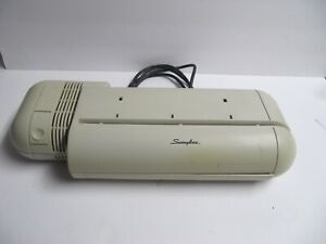 Swingline Electric 3 Hole Punch Model 525 20 Sheet Capacity