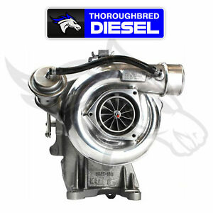 Industrial Injection Xr1 Series Turbocharger For 2001 2004 Gm Duramax Lb7