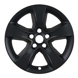 New 17 Black Wheel Skins Covers For 2008 2014 Dodge Charger Alloy Wheels