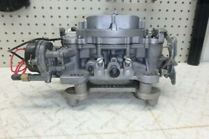 Carter Afb Competition Series 625 Cfm Carburetor 9625sa W Electric Choke