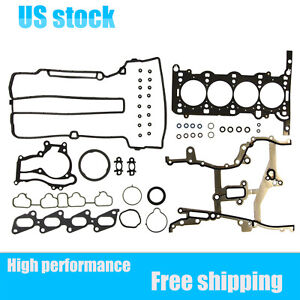 Head Gasket Set Fits 2011 2016 Buick Encore Chevrolet Cruze Sonic 1 4l L4