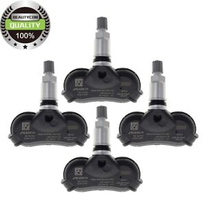 42607 0c070 Part X4 Tire Pressure Sensors Tpms For Toyota Sienna Tundra Sequoia