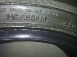 Goodyear Assurance 215 60 R16 95v High Rated 4 Used Tires Will Sell 2 Or 4