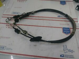97 98 99 2000 01 Honda Accord Prelude Shift Shifter Cables 5 Speed H22a