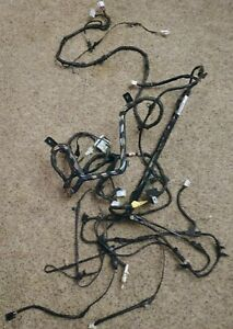 1999 Dodge Ram Complete Body Wiring Harness 56045123ae