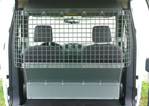 2014 Newer Ford Transit Connect Welded Wire Partition By American Van