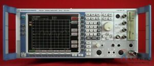 Rohde Schwarz Fsq26 100383 Spectrum Analyzer 20 Hz To 26 5 Ghz With Options