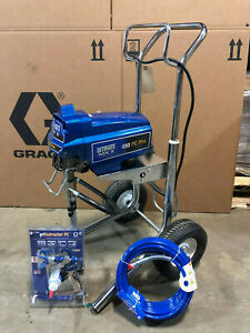 Graco 490 Ultimate Pc Pro Hi Boy Electric Airless Sprayer 826201 Pro Connect