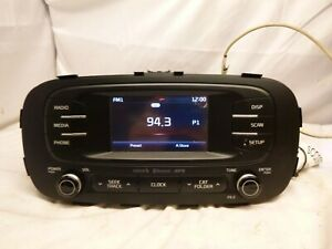 15 16 Kia Soul Radio Mp3 Sirius Player Bluetooth 96180 B2200ca Abc11