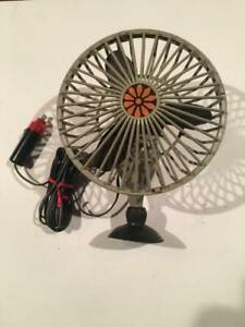 Auto Dashboard Fan