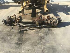 2005 Ford F350 Super Duty Power Stroke Front Axle Assembly 4 10 Ratio 05 06 07