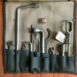 1976 1977 Porsche 911 Turbo Carrera 930 Tool Kit Toolkit Original Complete Oem