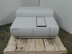 Hitachi U 3000 Spectrophotometer