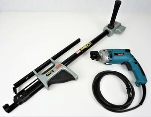 Senco Duraspin Ds300 Extension And Makita 6823z Drywall Screw Gun
