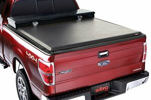 Extang 60905 Express Tool Box Tonneau Cover For 2005 2015 Toyota Tacoma