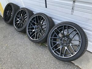 01 06 Bmw E46 M3 19 Zcp Competition Oem Stock Factory Rims Wheels