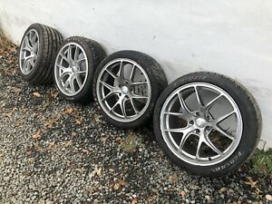 Ipw 19 Rims Wheels Tires 01 06 Bmw E46 M3