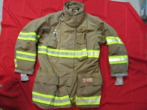 Mfg 2013 Globe Gxtreme 40 X 35 Firefighter Turnout Bunker Jacket Fire Rescue