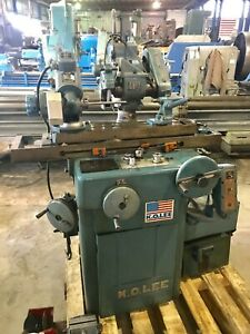 Ko Lee Tool Cutter Grinder 1988 Model Ba960h Well Tooled