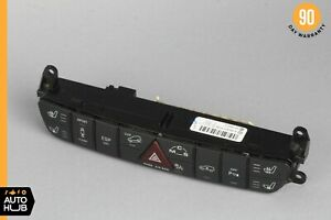 07 11 Mercedes W164 Ml63 Amg Center Console Control Switch Panel 1648700358 Oem