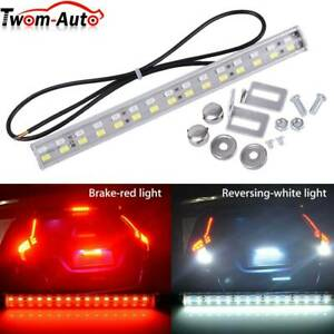 30 Smd Bolt On Led Lamps For License Plate Lights Or Backup Reverse