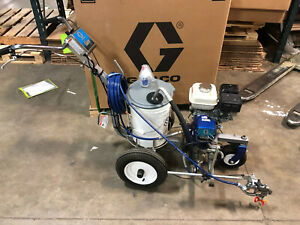 Graco Fieldlazer S200 Airless Field Marking Machine 24m609 One Gun A Condition