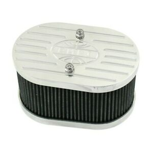 Billet Air Cleaner Assembly For Idf Hpmx 3 5 Tall Dunebuggy Vw