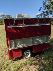 Completely Restored 2018 8 X 10 Snowball Stand Shaved Ice Concession Trailer