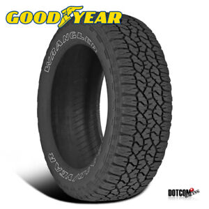 1 X New Goodyear Wrangler Trailrunner At 265 70r18 124s Precise Traction Tire