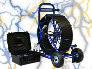 200 Pb2400 Sewer Pipe Drain Inspection Camera Video