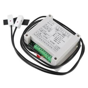 High Low Auto Water Liquid Level Controller Water Pump Level Non contact Monitor