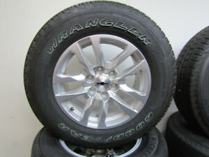 2020 Chevy Chevrolet Silverado Gmc Sierra 18 Factory Oem Takeoff Wheels Tires