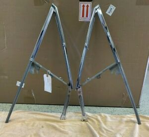 1970 Plymouth Gtx Roadrunner satellite Vent Window Frames