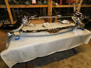 1957 Cadillac Front Bumper Re Chromed
