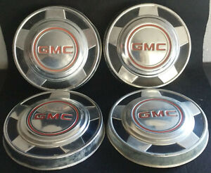 Oem Set Of 4 10 3 4 Inch Dog Dish Hub Caps