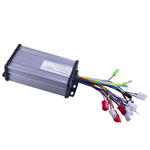 24 36v 500w Electric Bicycle E bike Scooter Brushless Dc Motor Speed Controller