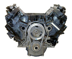 Ford 351w 88 93 Remanufactured Engine High Output Vin G H