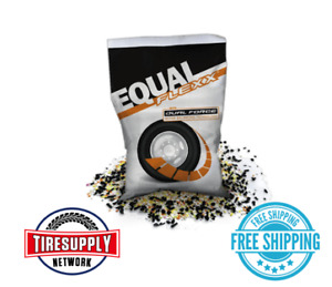 Equal Flexx Drop In 10 Oz bags Cores Tire Balancing Beads Wheel Balancing