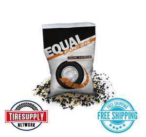 Equal Flexx Drop In 8 Oz 4 Bags Cores Tire Balancing Beads Wheel Balancing