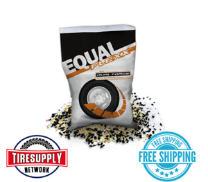 Equal Flexx Drop In 6 Oz 4 Bags Cores Tire Balancing Beads Wheel Balancing