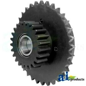 Case new Holland Hay Baler Sprocket And Gear rh Rotor Drive 87609664 87014386