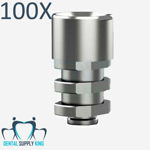 X 100 Nobel Active Rp Compatible Implant Analog