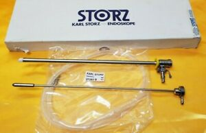 Karl Storz 27040bp Resectoscope Sheath 24fr With Obturator Connect Tubing
