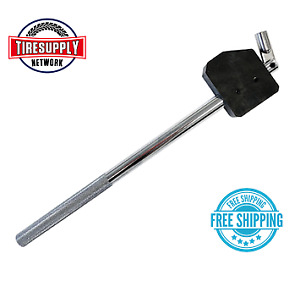 Valve Stem Puller With Rubber Block Tire Service Valve Stem Remover Tool Vtwrb