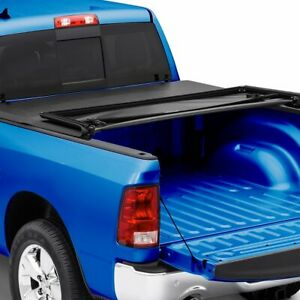 Trident 69318 Fastfold Tonneau Cover For Ranger Standard Bed Approx 6 Ft Bed