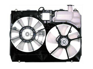 For Rx330 04 05 06 Radiator A C Ac Cooling Fan With Control Module