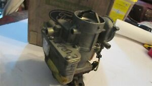 Nos 1967 Ford Mustang Fairlane Falcon Ranchero 170 200 6cyl Carburetor New Nos
